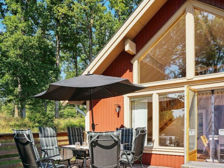 Maison pour 3 personnes à Bolmsö