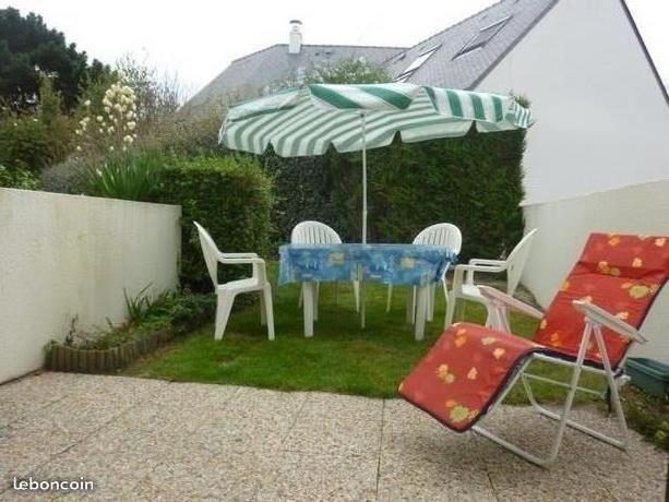 Location vacances Carnac -  Appartement - 4 personnes - Jardin - Photo N° 1