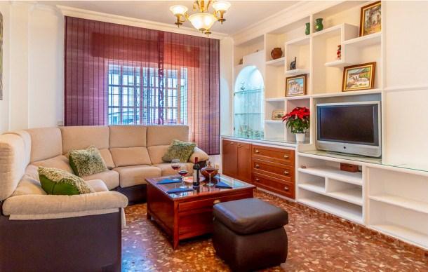 Location vacances Málaga -  Maison - 6 personnes - Télévision - Photo N° 1