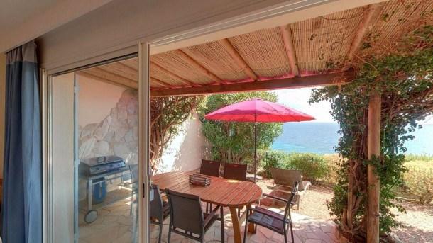 Résidence La Côte Bleue 5* - Mini Villa 82m² - 2 à 4 personnes, terrasse avec vue panoramique