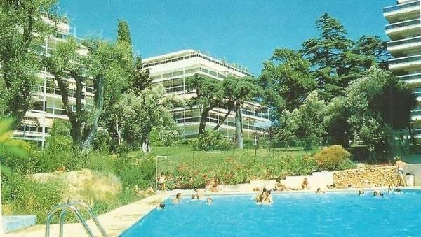 Appartement pour 5 pers. avec piscine, Antibes