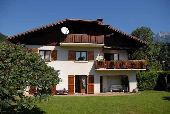 Ferienwohnungen Sallanches - Wohnung - 3 Personen - Grill - Foto Nr. 1