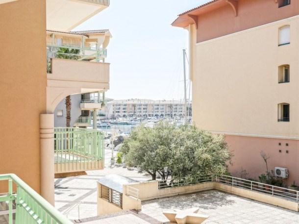 Location vacances Fréjus -  Appartement - 4 personnes - Télévision - Photo N° 1
