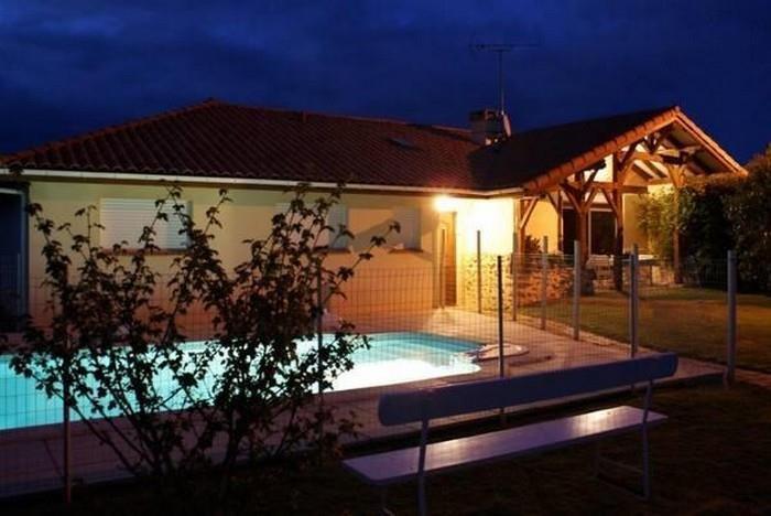 Habitation - piscine