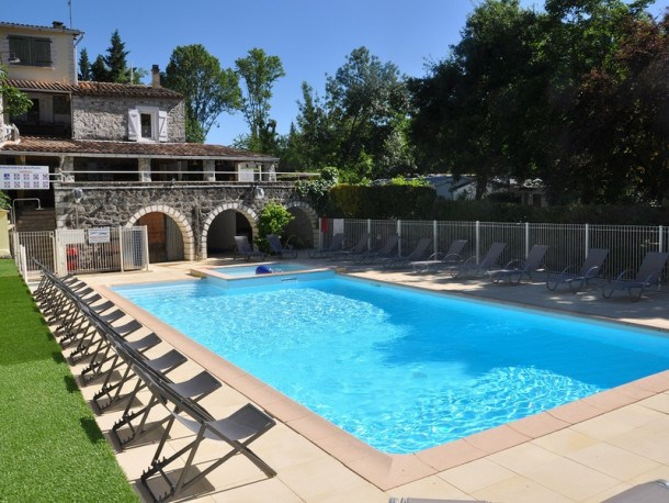 Location vacances Lavilledieu -  Maison - 6 personnes - Salon de jardin - Photo N° 1