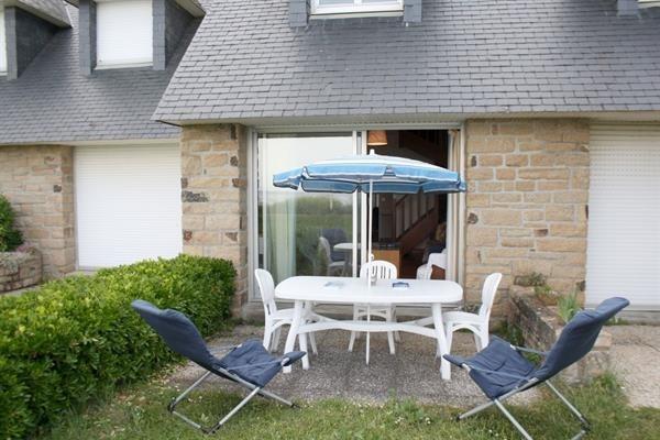 Location vacances Sarzeau -  Maison - 4 personnes - Terrasse - Photo N° 1