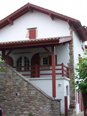 Ferienwohnungen Ascain - Wohnung - 2 Personen - Gartenmöbel - Foto Nr. 1