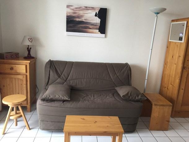 Location vacances Arâches-la-Frasse -  Appartement - 4 personnes - Lecteur DVD - Photo N° 1