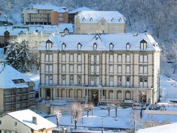 Location vacances Barèges -  Appartement - 6 personnes - Court de tennis - Photo N° 1