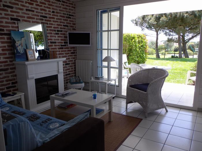 Location vacances Talmont-Saint-Hilaire -  Appartement - 6 personnes - Chaise longue - Photo N° 1