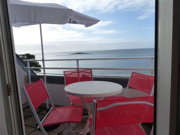Location vacances La Trinité-sur-Mer -  Appartement - 5 personnes - Télévision - Photo N° 1