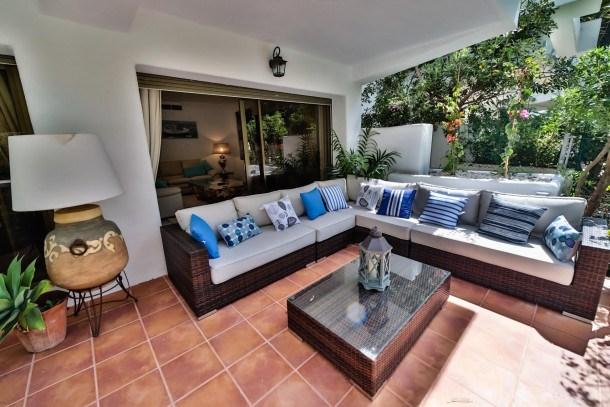 Location vacances Marbella -  Appartement - 6 personnes - Barbecue - Photo N° 1