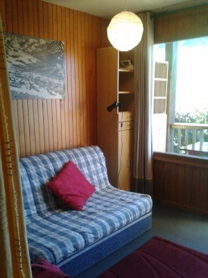 Location vacances Le Grand-Bornand -  Appartement - 2 personnes - Salon de jardin - Photo N° 1