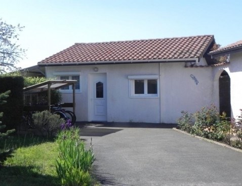 Location vacances Soustons -  Appartement - 2 personnes - Barbecue - Photo N° 1