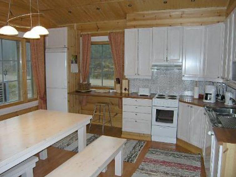 Studio pour 4 personnes à Pudasjärvi