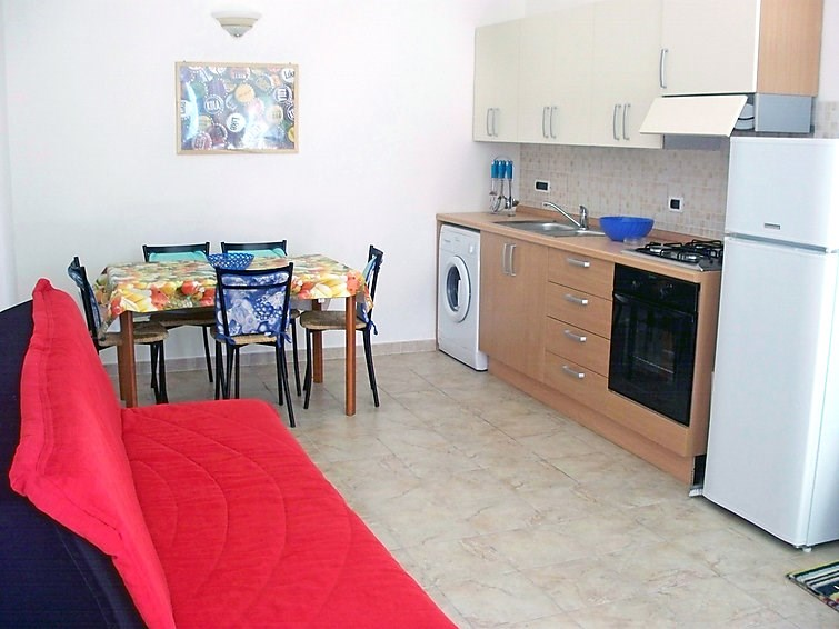 Location vacances Codaruina/Valledoria -  Appartement - 5 personnes -  - Photo N° 1