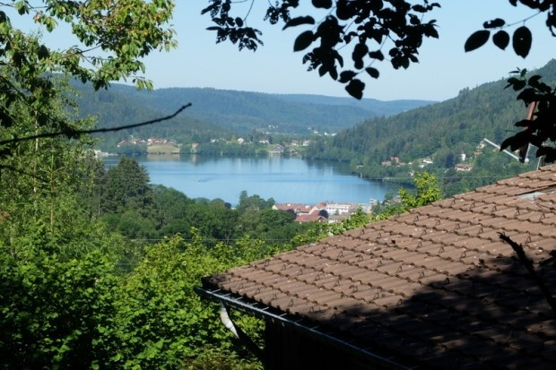 country cottage 8 places seen lake - Gerardmer