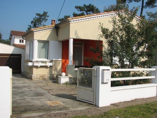 Location vacances La Tremblade -  Maison - 5 personnes - Terrasse - Photo N° 1