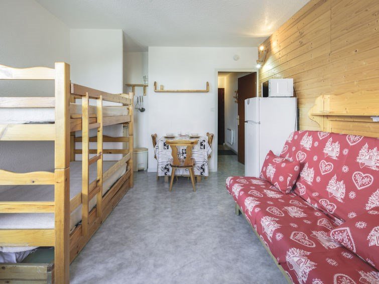 Location vacances Villarembert -  Appartement - 4 personnes -  - Photo N° 1