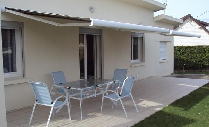 Location vacances Saint-Germain-sur-Ay -  Gite - 6 personnes - Barbecue - Photo N° 1
