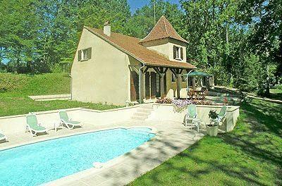 Location vacances Saint-Georges-Blancaneix -  Maison - 6 personnes - Barbecue - Photo N° 1