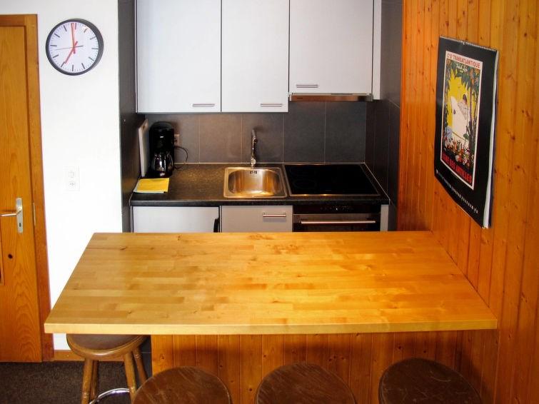 Appartement pour 2 à Veysonnaz