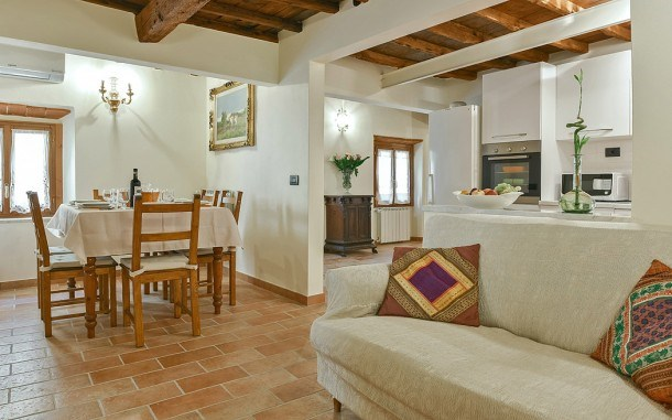 Agatha - Florence Oltrarno area 3 bedrooms