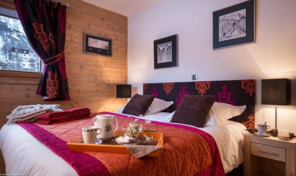 Location vacances Tignes -  Appartement - 6 personnes - Balcon - Photo N° 1