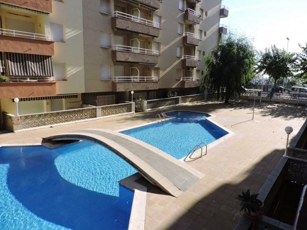 Location vacances Pineda de Mar -  Appartement - 4 personnes - Télévision - Photo N° 1