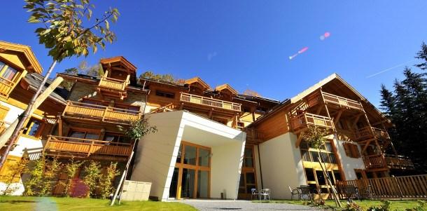 Location vacances Chantemerle -  Appartement - 8 personnes - Télévision - Photo N° 1