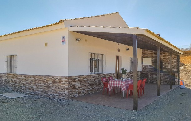 Location vacances Olvera -  Maison - 8 personnes - Barbecue - Photo N° 1