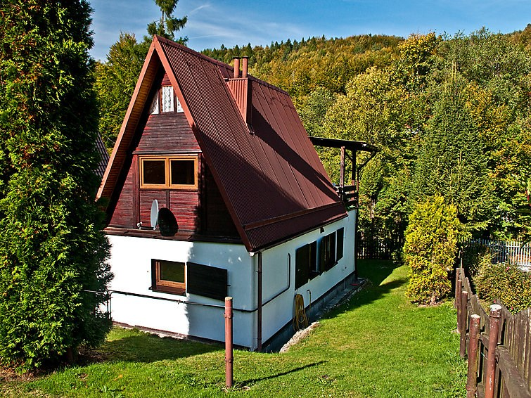 Maison pour 3 personnes à Miedzybrodzie Zywieckie