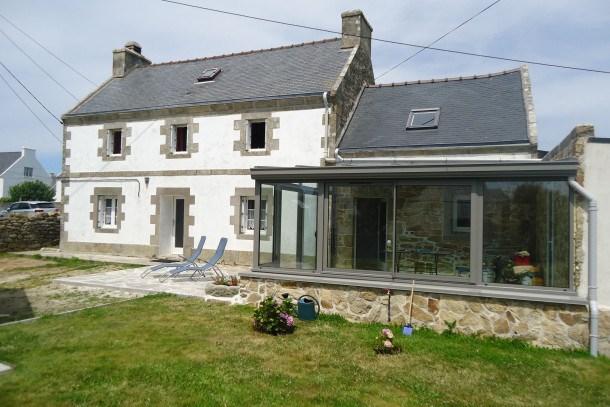 Location vacances Plogoff -  Maison - 7 personnes - Terrasse - Photo N° 1