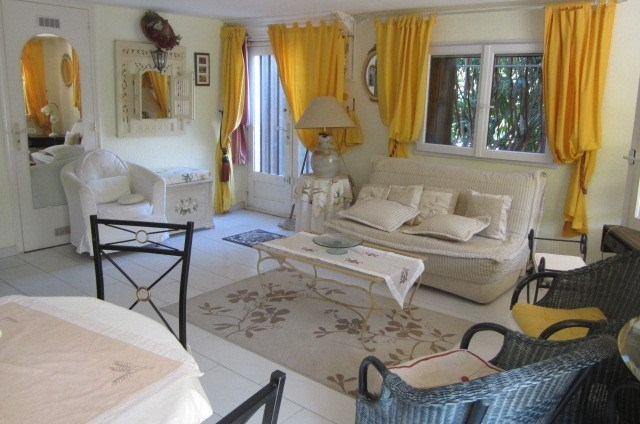 Location vacances Le Lavandou -  Appartement - 4 personnes - Lave-linge - Photo N° 1