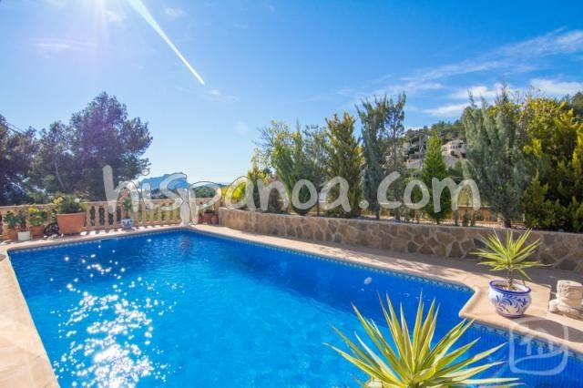 Location vacances Benissa -  Maison - 4 personnes - Barbecue - Photo N° 1