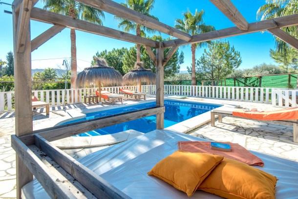 Location vacances Coín -  Appartement - 12 personnes - Télévision - Photo N° 1