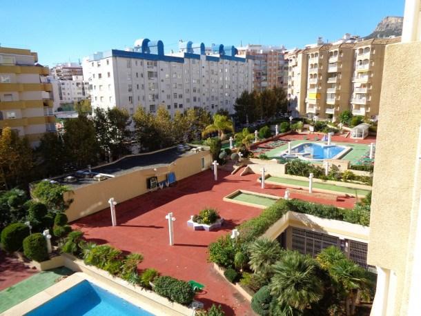 Location vacances Calp -  Appartement - 5 personnes - Télévision - Photo N° 1