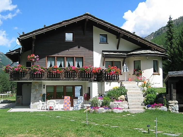 Location vacances Saas-Grund -  Appartement - 2 personnes -  - Photo N° 1