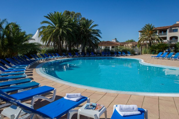 Soleil Vacances - Résidence Port Grimaud  - Occupé par 2 personnes
