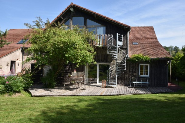 Location vacances Niderviller -  Maison - 3 personnes - Barbecue - Photo N° 1