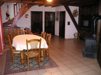 Location vacances Scherwiller -  Gite - 4 personnes - Barbecue - Photo N° 1