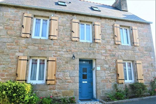 Location vacances Trégastel -  Maison - 6 personnes - Télévision - Photo N° 1