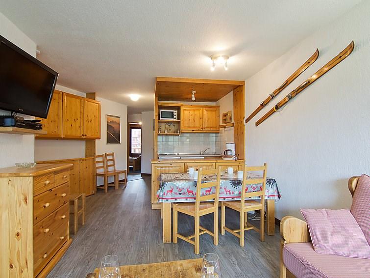 Appartement pour 3 personnes à Val Thorens