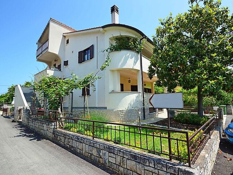 Appartement pour 2 personnes à Poreč