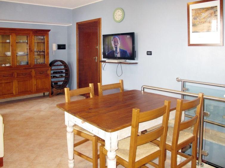 Appartement pour 3 personnes à San Lorenzo al Mare