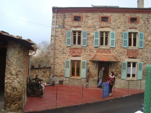 Maison en pierre - 7 personnes