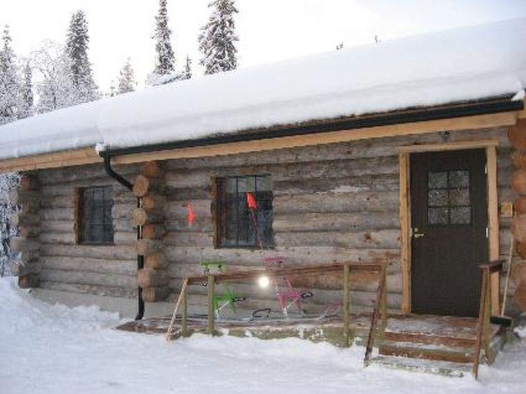 Studio pour 6 personnes à Äkäslompolo