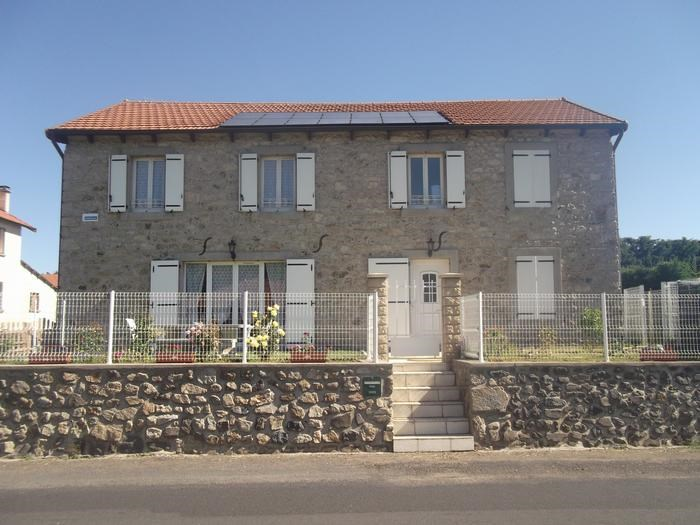 Holiday rentals Coucouron - Apartment - 6 persons - BBQ - Photo N° 1