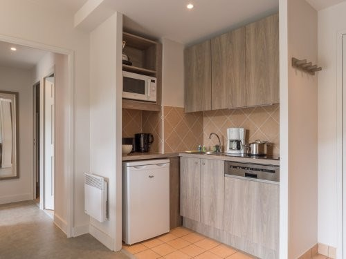 Résidence L'Archipel - Appartement 2 pièces 4/5 personnes Standard