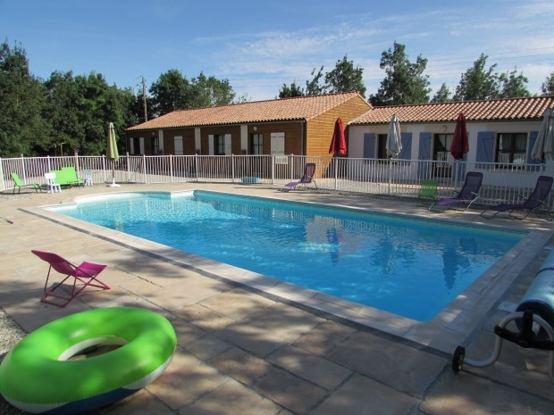 Location vacances Nalliers -  Gite - 5 personnes - Barbecue - Photo N° 1
